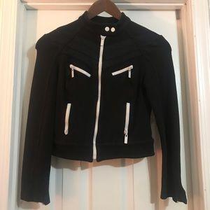 90's Bebe Sport Moto Jacket